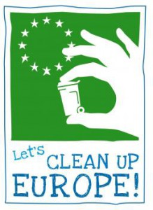 Dall'11 al 13 maggio torna l'European Clean-Up Day